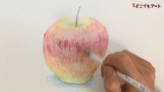 WEB美術教室 アトリエトントン:「絵がうまくなる方法 その14」配信中!