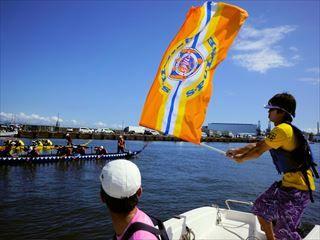 第9回静岡ドラゴンボート大会ツナカップ