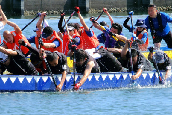 ※【申込終了】第11回静岡ドラゴンボート大会ツナカップ(募集7月25日から10月22日)